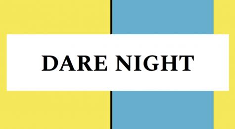 """Dare Night"" puts a spin on team bonding"