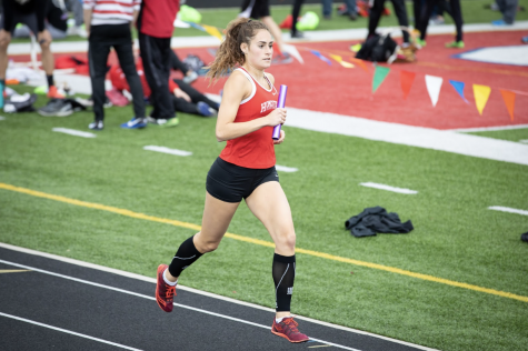 Success for track teams