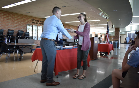 Merit Award winners are recognized at ceremony