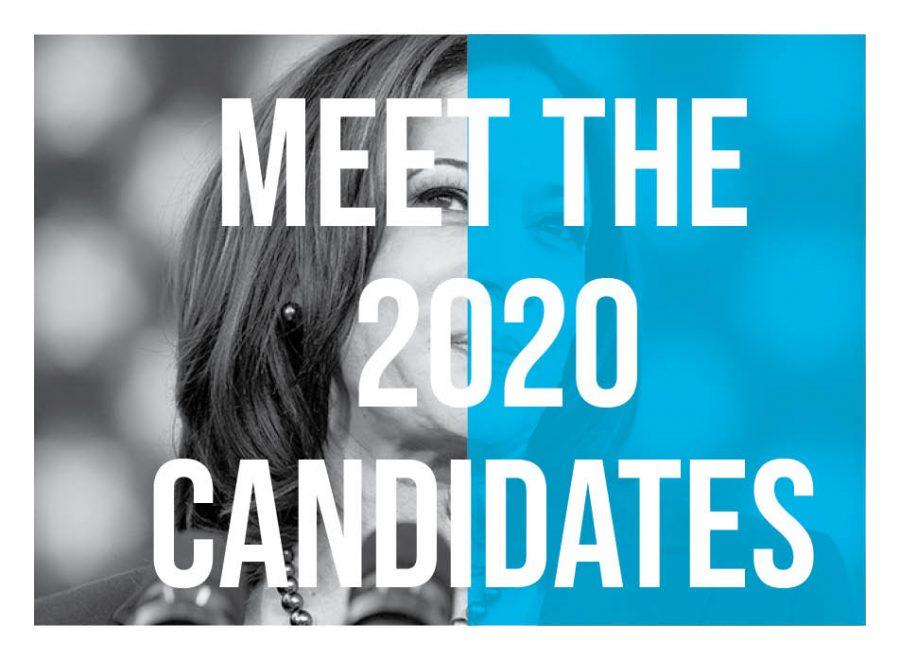 Meet the 2020 candidates: Kamala Harris