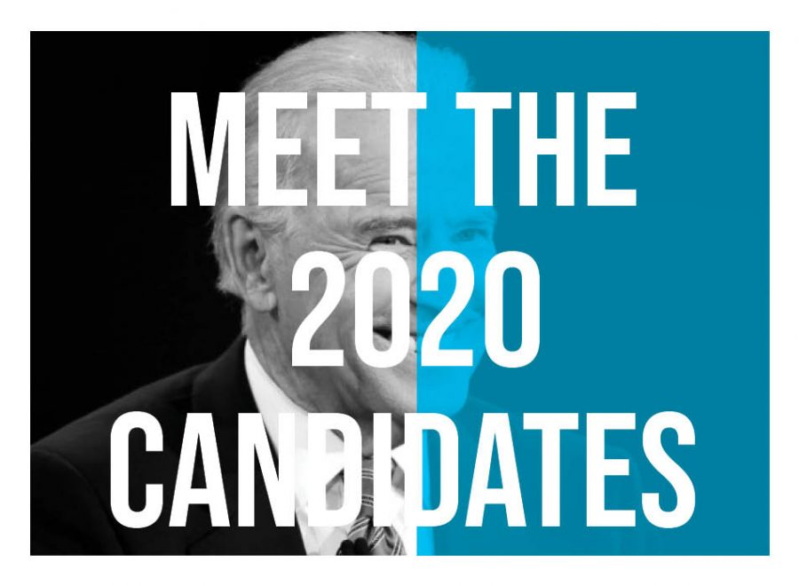 Meet the 2020 Candidates: Joe Biden