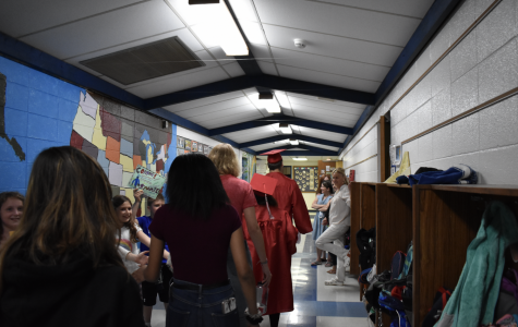 Graduates reflect on their elementary school years