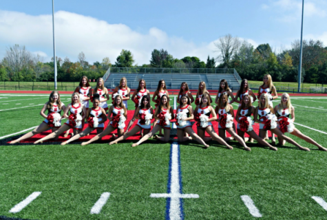 Varsity dance team anticipates upcoming season