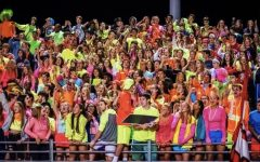 Get to know the football student section