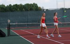 Successful weekend for girls varsity tennis