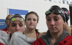 Senior swimmers, diver reflect on last first home meet
