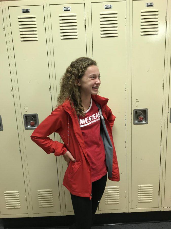 Freshman Friday: Savannah Fraley