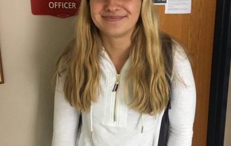 Freshman Friday: Mia Goebel