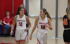 Girls basketball earns last-second win
