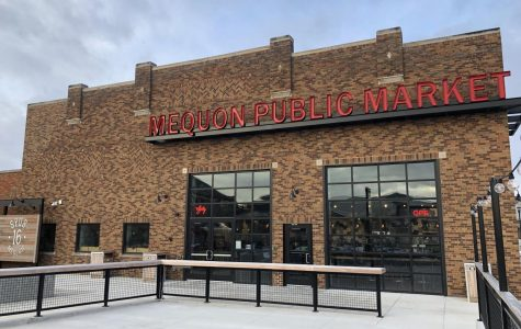 Students share experiences working at the Mequon Public Market