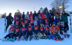 Ski team season comes to an end