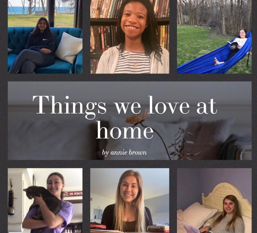 Click on the link below to discover more about students' lives in their homes and the items most meaningful to them there.