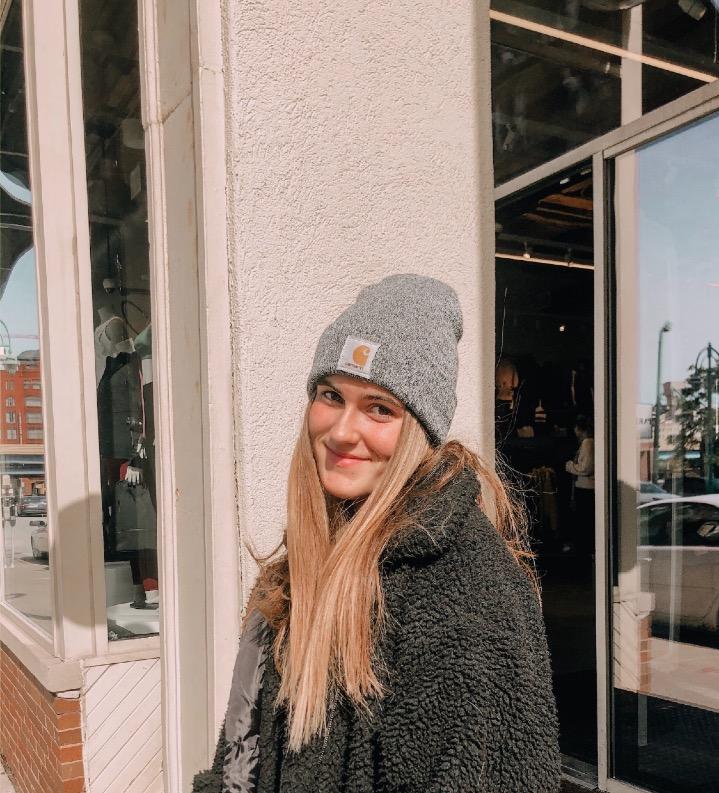Allison Konya talks about her love of fashion.