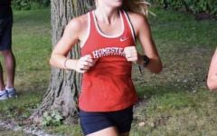 Alyssa Fitzsimmons, sophomore, reflects on her favorite sports season at Homestead.