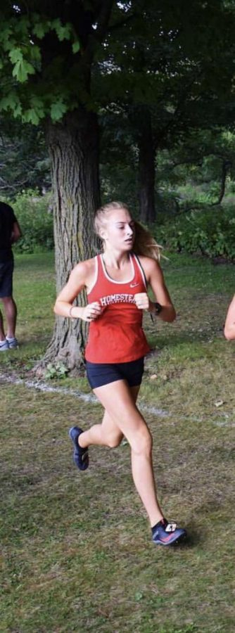 Alyssa+Fitzsimmons%2C+sophomore%2C+reflects+on+her+favorite+sports+season+at+Homestead.+