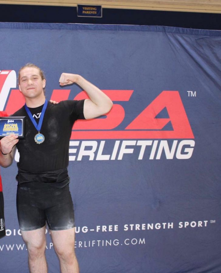 Grant Ivarson shares how he got started on his lifting journey.