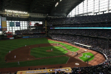 Miller Park, usually filled with Milwaukee Brewers fans, will soon be filled with proud families and friends celebrating the Class of 2020 graduates.