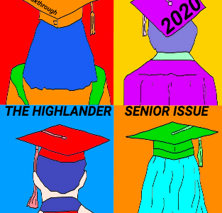 The Highlander Senior Issue