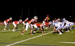 The Highlander's defense faces against the undefeated Blue Dukes under the Friday night lights.