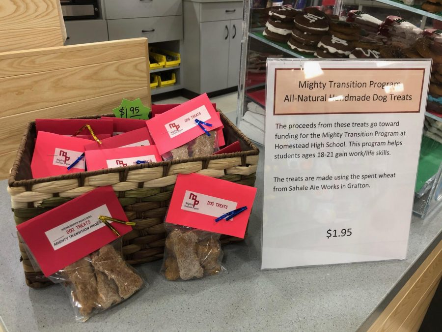 HMTP+dog+treats+for+sale+at+the+Feedbag+Pet+Supply+in+Mequon.+