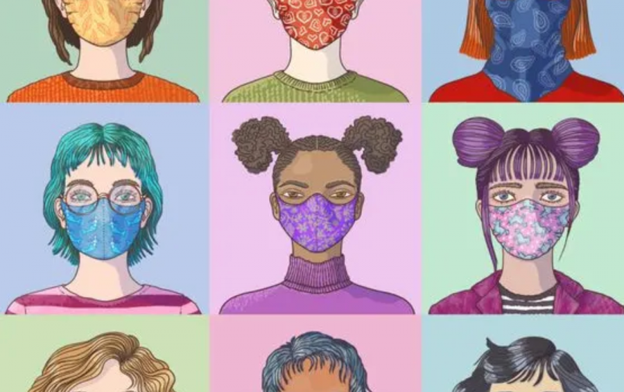 What your mask says about you!