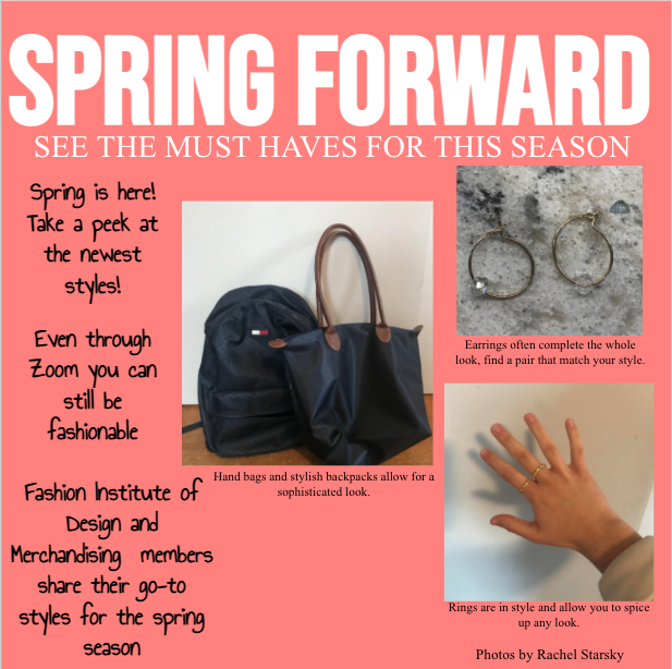Check out the spring look book wear you can find the newest fashion for this spring season.
