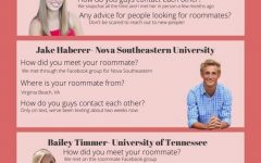 Seniors search for roommates on social media