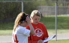 Denk took over as the head coach for the girl's soccer team back in 2020.