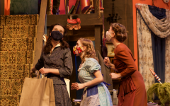 Navigation to Story: Spring play takes center stage