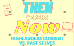 Highlanders compare their current versus past selves.