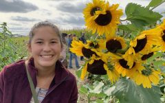 Maggie Lemke, sophomore, is excited to spend time outdoors this summer.